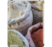 Spice Market in Harar, Ethiopia iPad Case/Skin