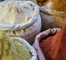 Spice Market in Harar, Ethiopia by Dave Cole