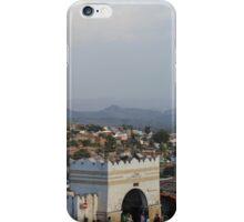 Shoa Gate in Harar, Ethiopia iPhone Case/Skin