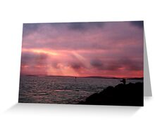 Light of Freedom Greeting Card