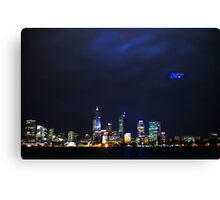 Australia Day, Perth Canvas Print