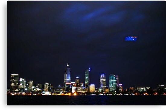 Australia Day, Perth by Keegan Wong
