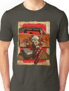 Wolf Girl 2 Unisex T-Shirt