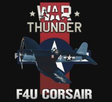 War Thunder F4U Corsair by Mil Merchant