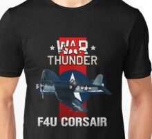 War Thunder F4U Corsair Unisex T-Shirt
