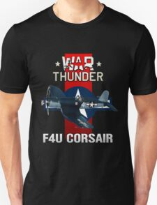 War Thunder F4U Corsair T-Shirt