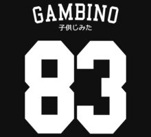 Gambino Jersey by ngud