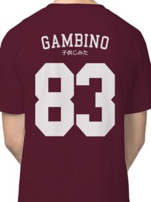 Gambino Jersey Classic T-Shirt