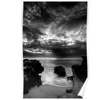 watermans reef Poster
