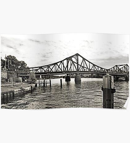 Glienicker Brücke Poster