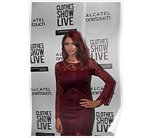 Amy Childs Poster