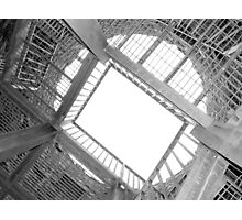 Abandoned Windmill Portaferry Photographic Print