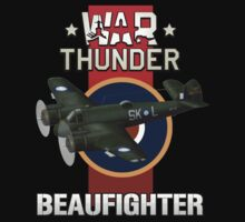War Thunder Beaufighter by Mil Merchant