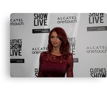 Amy Childs Canvas Print