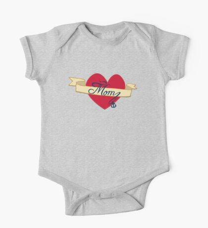 Mom- A love that lasts forever Kids Clothes