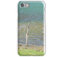 Blues and Greens of Lake Wenchi, Ethiopia iPhone Case/Skin