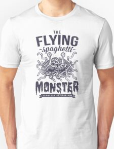 The Flying Spaghetti Monster Unisex T-Shirt