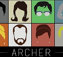 Archer by Ghipo