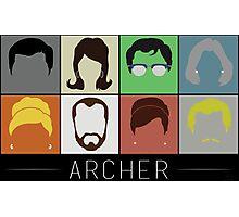 Archer Photographic Print