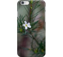 Bush Flower iPhone Case/Skin