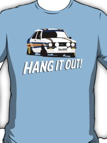 Fortitude's - Ford Escort Mark II 'Hang It Out' T-Shirt