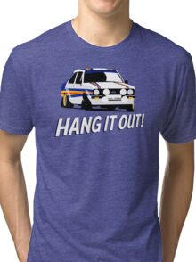 Fortitude's - Ford Escort Mark II 'Hang It Out' Tri-blend T-Shirt