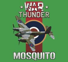 War Thunder Mosquito One Piece - Short Sleeve
