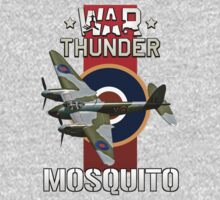 War Thunder Mosquito One Piece - Long Sleeve
