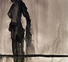 Ink Nude 3 by Mathew Reed