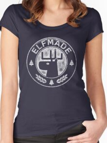 Elf Made Women's Fitted Scoop T-Shirt