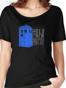 Something Blue Women's Relaxed Fit T-Shirt