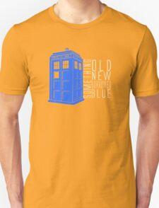 Something Blue Unisex T-Shirt