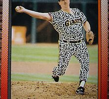 279 - Rick Reuschel by Foob's Baseball Cards