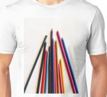 Waiting to Draw Unisex T-Shirt