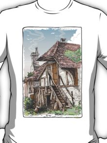Vintage View of Fable House T-Shirt