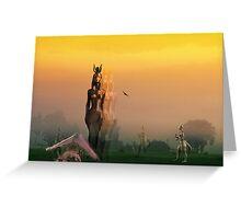 The Daybreak Greeting Card
