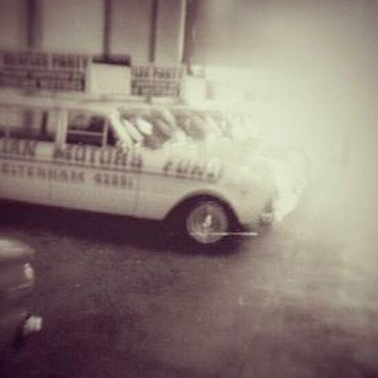 Beatles Car by jembystarlight