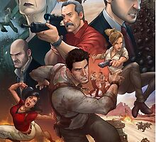 Uncharted  by sergiodamlgpro