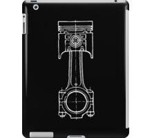 Piston Blueprint iPad Case/Skin