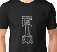 Piston Blueprint Unisex T-Shirt