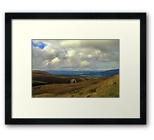 View from Aviemore Framed Print