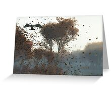Automne / Fall Greeting Card