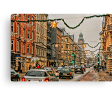 It's beginning to look a lot like Christmas Canvas Print