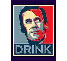 "Don ""Drink"" Poster Photographic Print"