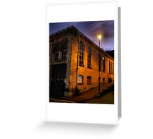 The Old Powerhouse Greeting Card
