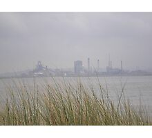 Industry 'v' Nature Photographic Print