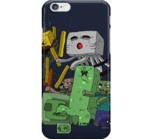 MineCraft Cartoon iPhone Case/Skin