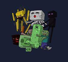MineCraft Cartoon by Birbantix