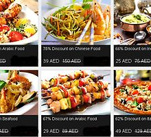 Restaurants in Dubai - Deals & Coupons by kobonaty