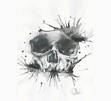 Splatter Skull  Unisex T-Shirt